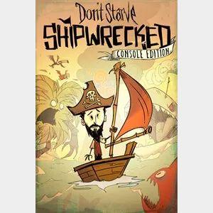 Don't Starve: Shipwrecked Console Edition