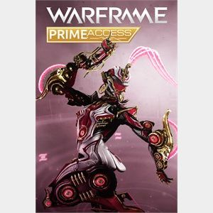 Warframe Octavia Prime Access Pack