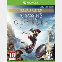 Assassin's Creed Odyssey Gold Edition XBL [GLOBAL]