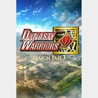 DYNASTY WARRIORS 9: Season Pass 3