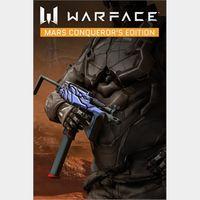 Warface - Mars Conqueror's Edition