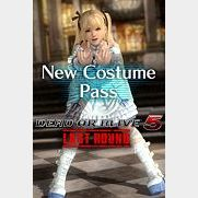 DEAD OR ALIVE 5 Last Round New Costume Pass