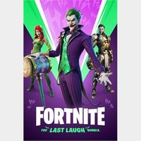 Fortnite - The Last Laugh Bundle [USA]