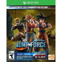 JUMP FORCE - Ultimate Edition [EUROPE]