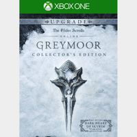 The Elder Scrolls Online: Greymoor Collector's Ed. Upgrade