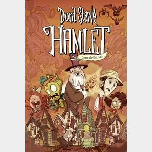 Don't Starve: Hamlet Console Edition