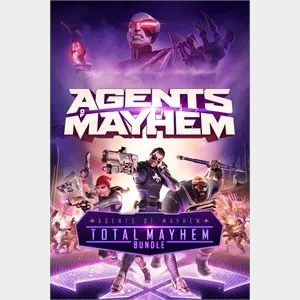Agents of Mayhem - Total Mayhem Bundle