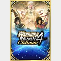 WARRIORS OROCHI 4 Ultimate Deluxe Edition