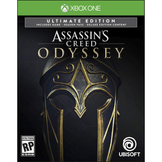 Assassin's Creed® Odyssey - ULTIMATE EDITION #1