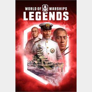 World of Warships: Legends—the Mighty Mutsu