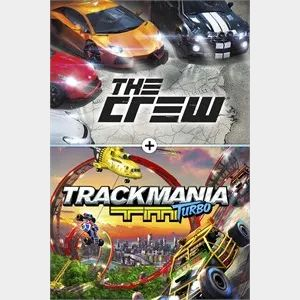 The Crew and Trackmania Turbo