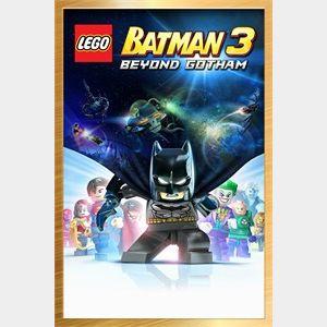 LEGO® Batman™ 3: Beyond Gotham Deluxe Edition