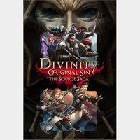 Divinity: Original Sin - The Source Saga