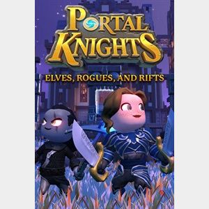 Portal Knights - Elves, Rogues, and Rifts