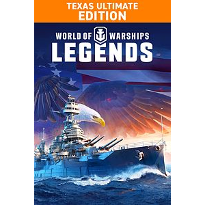 World of Warships: Legends. Ultimate Texas