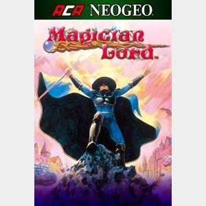 ACA NEOGEO MAGICIAN LORD