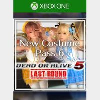 DEAD OR ALIVE 5 Last Round New Costume Pass 6