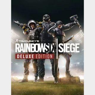 Tom Clancy's Rainbow Six Siege: Deluxe Edition