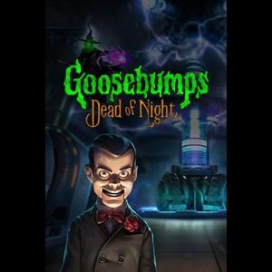 Goosebumps Dead of Night
