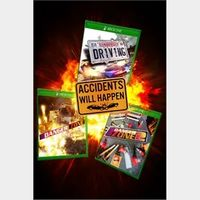 Accidents will Happen - Dangerous Driving Crash Mode Bundle