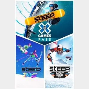 STEEP™ - X Games Pass