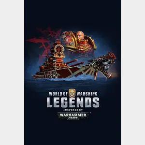 World of Warships: Legends – Champion of Khorne