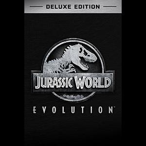 Jurassic World Evolution - Deluxe Bundle