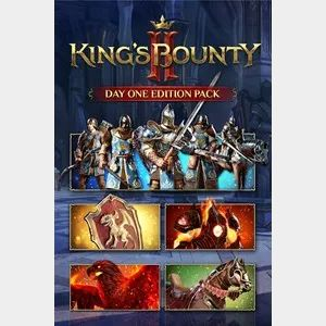 King's Bounty II - Day One Edition Pack