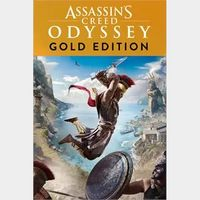 Assassin's Creed Odyssey GOLD EDITION [US]