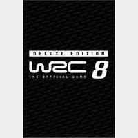 WRC 8 Deluxe Edition FIA World Rally Championship Pre-order