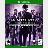 Saints Row The Third Remastered [BRAZIL]