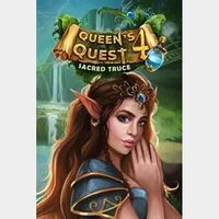 Queen's Quest 4: Sacred Truce (Xbox One Version)