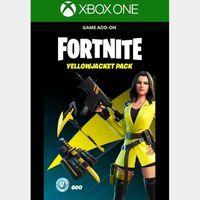 Fortnite - The Yellowjacket Pack [ARG]