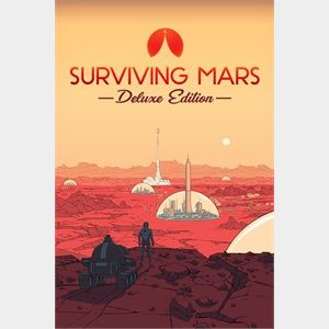 Surviving Mars - Digital Deluxe Edition