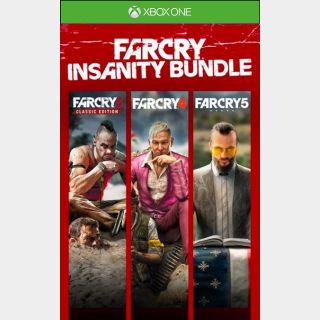 Far Cry Insanity Bundle [US]