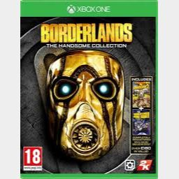 Borderlands: The Handsome Collection US