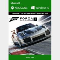 Forza Motorsport 7 Xbox / Windows 10 [US]
