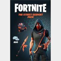 Fortnite - The Street Serpent Pack [US]