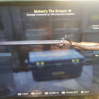 Weapon | Mutant's The Dragon