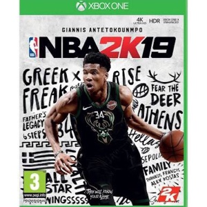 NBA 2k19 {instant delivery}