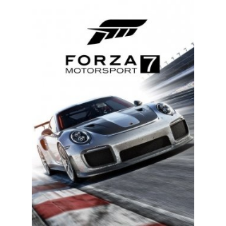 Forza Motorsport 7 (PC / Xbox ONE) CD Keys Instant Delivery