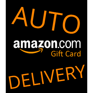 $25 Amazon Gift Card (USA) - AUTO DELIVERY!