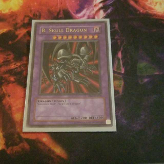 Black Skull Dragon Metal Raiders Secret Rare