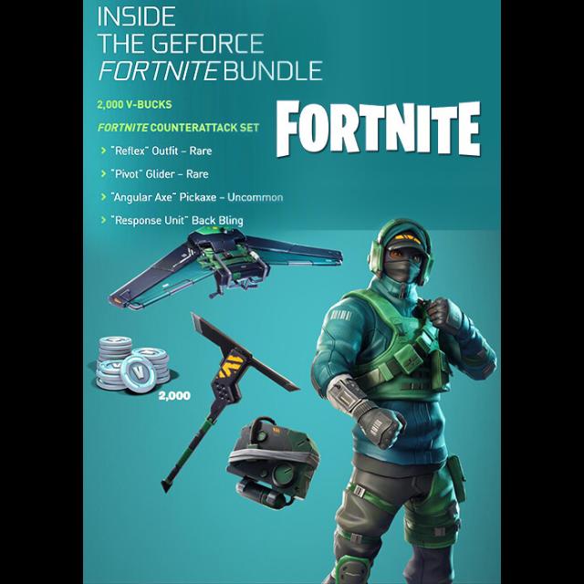 Fortnite Geforce
