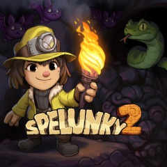 Spelunky 2 (PS4 North America)