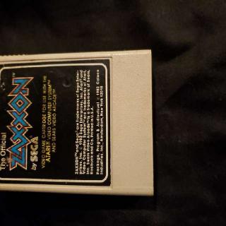 Atari 2600 Zaxxon