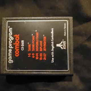 Atari 2600 Combat