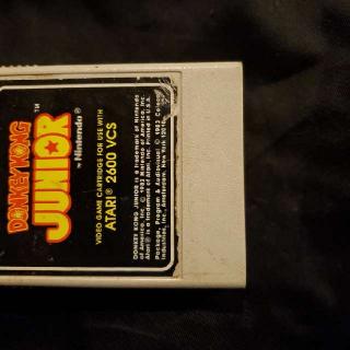 Atari 2600 Donkey Kong Jr