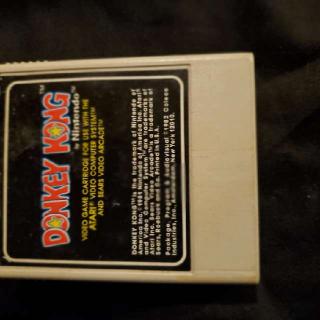 Atari 2600 Donkey Kong