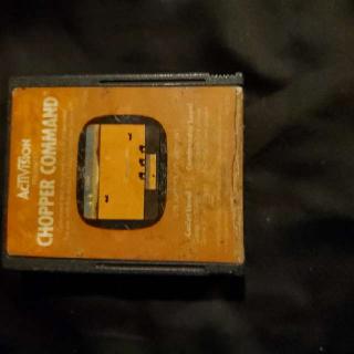 Atari 2600 Chopper Command